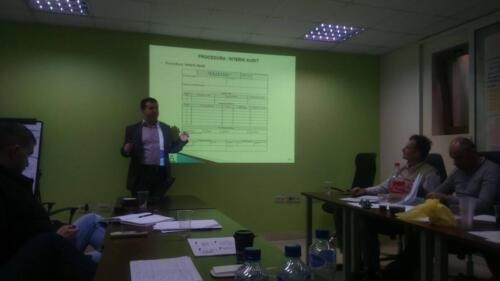 ISO 27001 seminar
